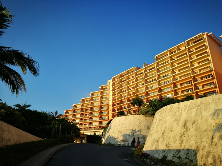 kafuu01 Okinawa-Kafuu Resort Fuchaku Condo/Hotel 沖繩恩納 美麗的飯店