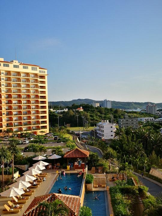 kafuu15 Okinawa-Kafuu Resort Fuchaku Condo/Hotel 沖繩恩納 美麗的飯店