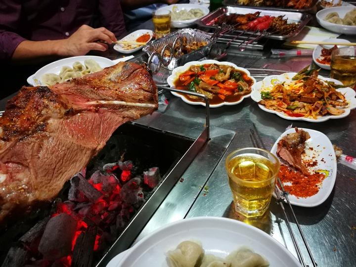 lambleg16 Singapore-劉大媽燒烤吧 特色烤羊腿 有彈性滿滿肉汁的好滋味 熱帶吃燒烤也太燥