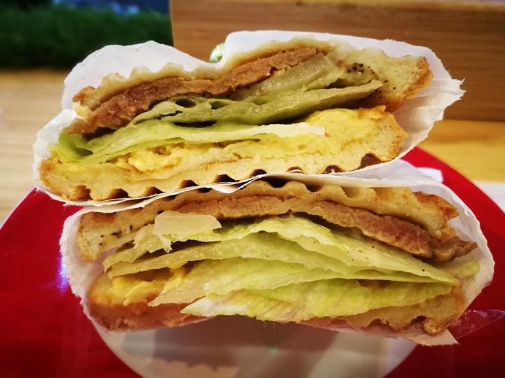 meatsand2 中壢-肉Sandwich 客家本色阿婆豬排...創意口味特色店家