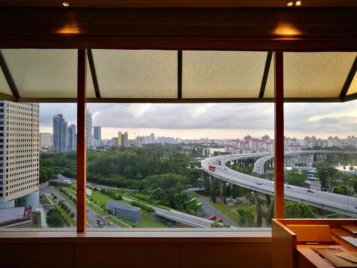 ritzcarltonsigapore001129 Singapore-Ritz Carlton心滿意足的五星級飯店 新加坡最常住的飯店之一