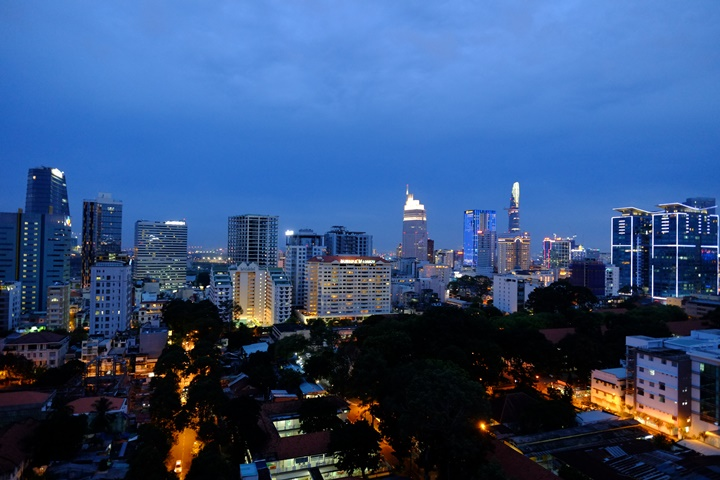 sofitel38 HoChiMinh-Sofitel Saigon Plaza舒適的空間 胡志明滿意的住宿環境