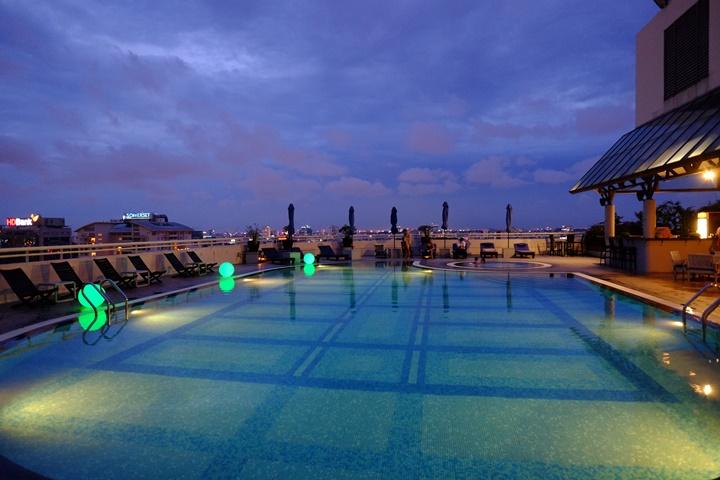 sofitel40 HoChiMinh-Sofitel Saigon Plaza舒適的空間 胡志明滿意的住宿環境