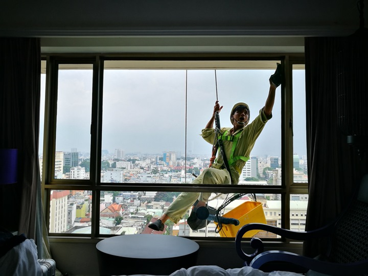 sofitel55 HoChiMinh-Sofitel Saigon Plaza舒適的空間 胡志明滿意的住宿環境