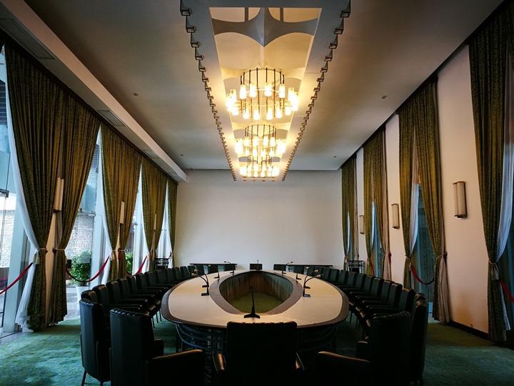 independancepalace070112 HoChiMinh-獨立宮 歷史意義大過建築之美的胡志明必訪景點
