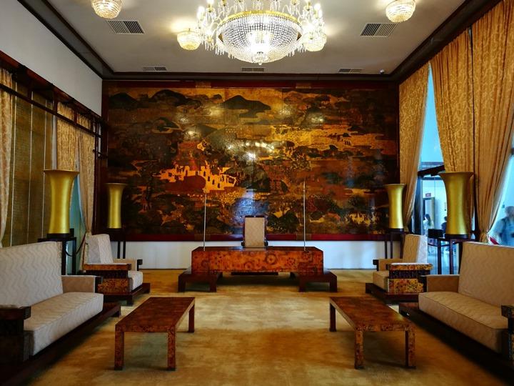 independancepalace070127 HoChiMinh-獨立宮 歷史意義大過建築之美的胡志明必訪景點