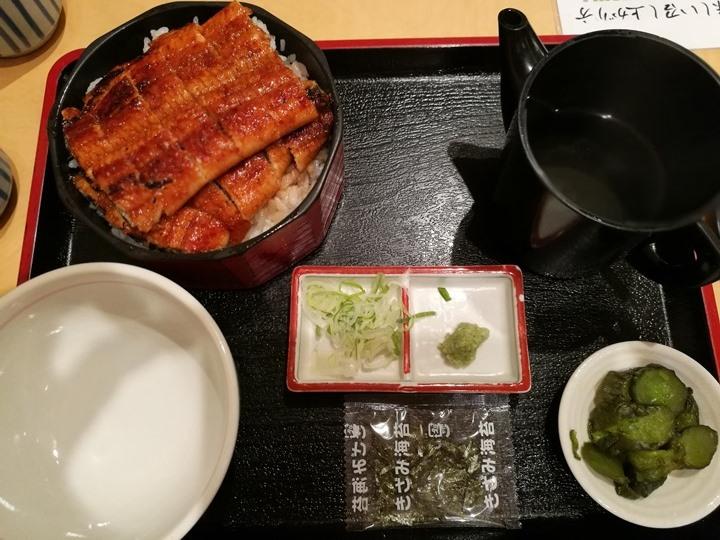 kouraku5 Nagoya-香樂 夏天就是要吃鰻魚飯 名古屋車站就找的到囉