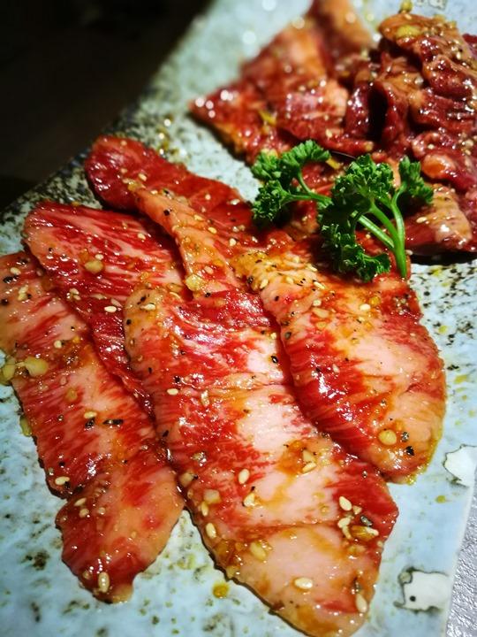 moe1004 大安-燃 炭火燒肉もえMOE 台北四大知名燒肉店之一