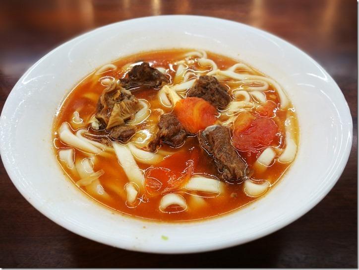 tomotonoodles4_thumb 新竹-東家麵食番茄牛腩麵 湯純肉嫩