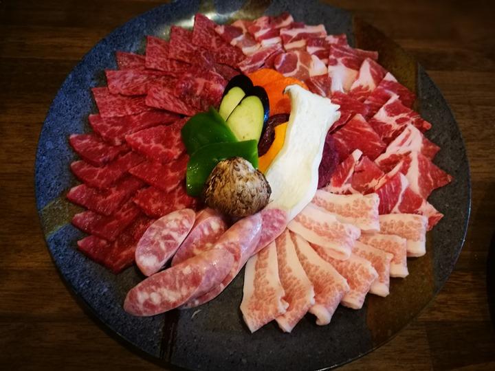 yakinikunahanaha13 Okinawa-焼肉パナリ 石垣牛與AGU豬 沖繩必吃