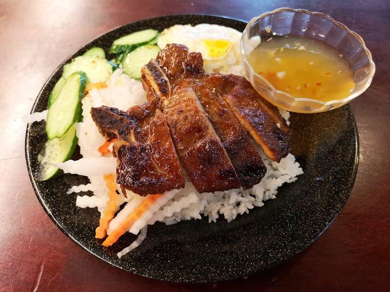 VETfood4 中壢-中原附近紅築越食堂 簡單好吃的越南小吃店