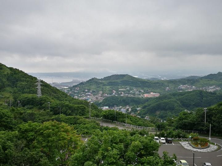 earthcape13 Muroran-北海道室蘭美景 地球岬/金屏風/白鳥大橋