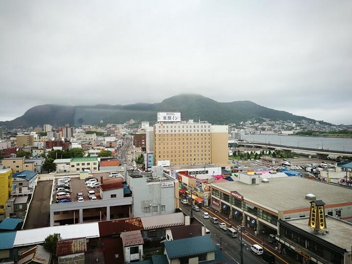 hakodate4P13 Hakodate-函館站旁SPG的Four Points交通超方便但超日式商務風