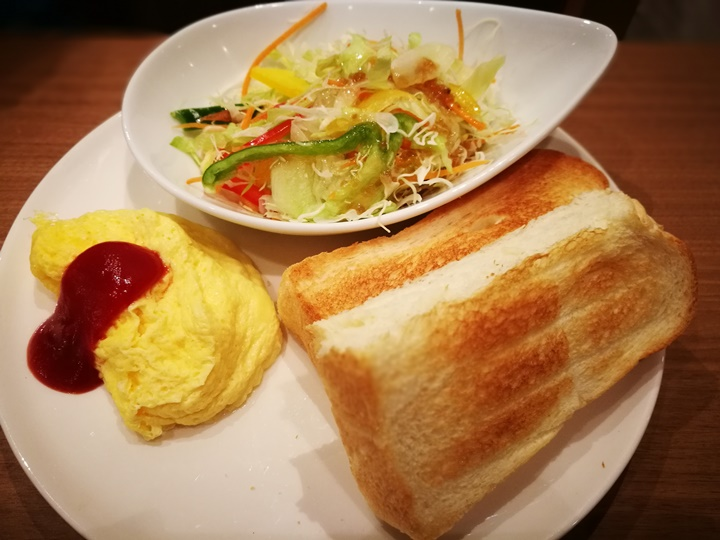pronto5 Sapporo-Pronto Cafe札幌車站地下街簡單咖啡廳