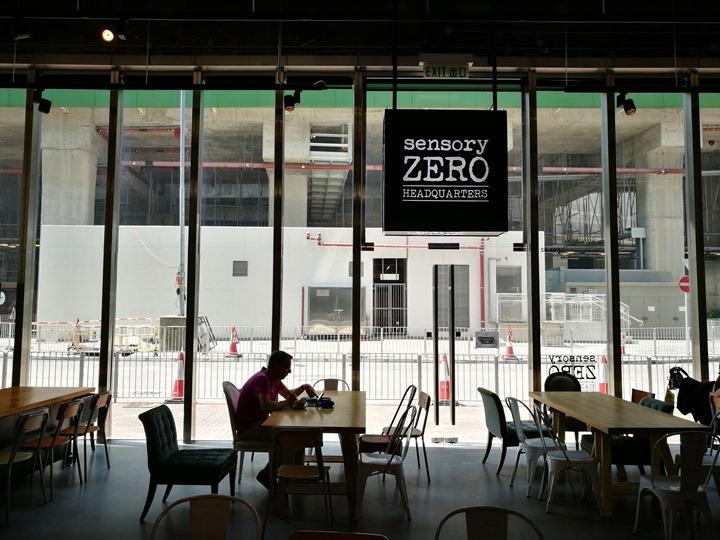 sensoryzero12 HK-黃竹坑Sensory Zero盛夏的一杯清涼 氮氣咖啡什麼鬼啊!!!