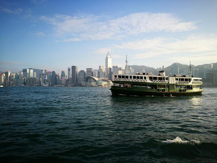 starferry01 HK-天星小輪 承載港人來往兩岸 欣賞維多利亞港美景