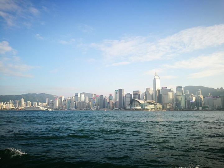 starferry08 HK-天星小輪 承載港人來往兩岸 欣賞維多利亞港美景