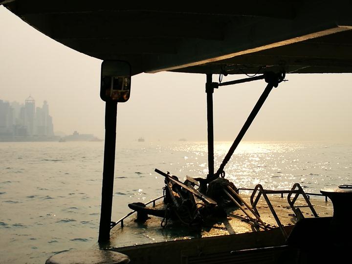 starferry24 HK-天星小輪 承載港人來往兩岸 欣賞維多利亞港美景
