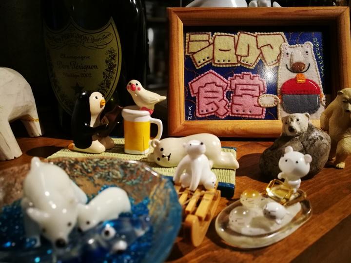 whitebear05 Otaru-小樽 靜巷名店 白熊食堂シロクマ 創意好吃