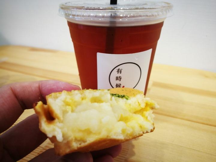 sometimes10 松山-有時候 紅豆餅 舒適空間小吃升級 吃紅豆餅也要優雅
