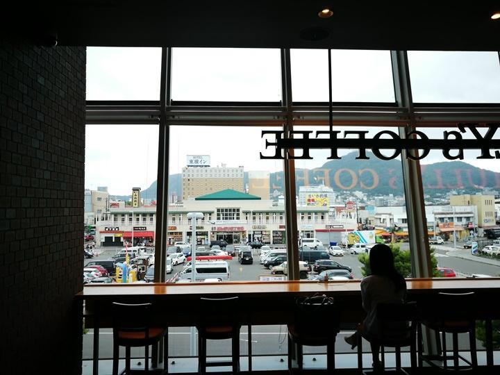 tullys3 Hakodate-Tully's Coffee函館車站內早餐套餐真不賴