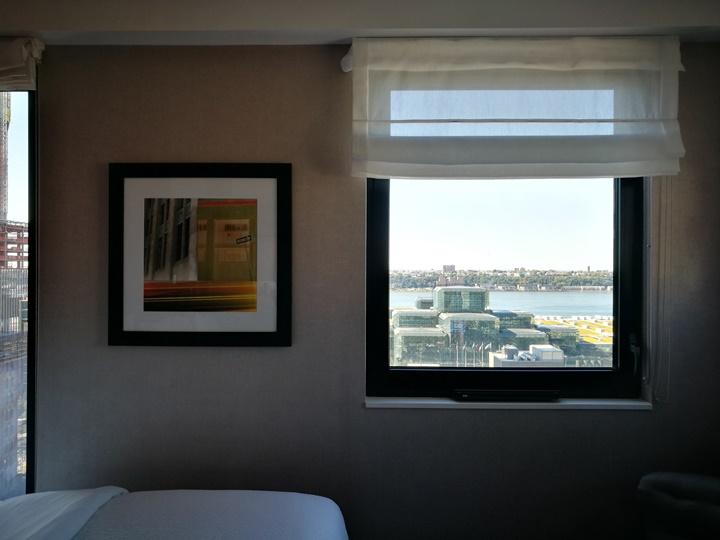 4pointsnyc15 New York-果真大蘋果之紐約真好玩 Four Points by Sheraton Manhattan Midtown West簡單舒適好睡的商務飯店