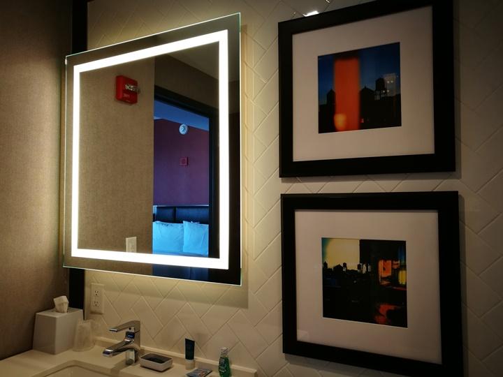 4pointsnyc19 New York-果真大蘋果之紐約真好玩 Four Points by Sheraton Manhattan Midtown West簡單舒適好睡的商務飯店