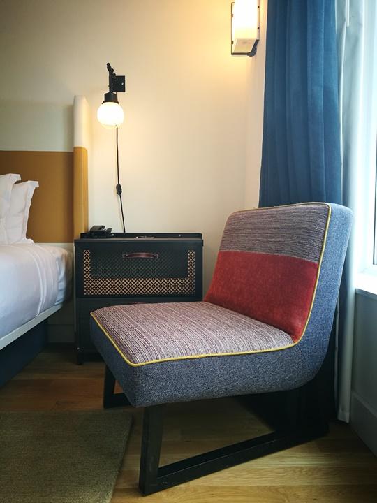 Hotelindigolowereastsideny26 New York-果真大蘋果之紐約真好玩 Hotel Indigo Lower East Side New York下東城展現新風貌