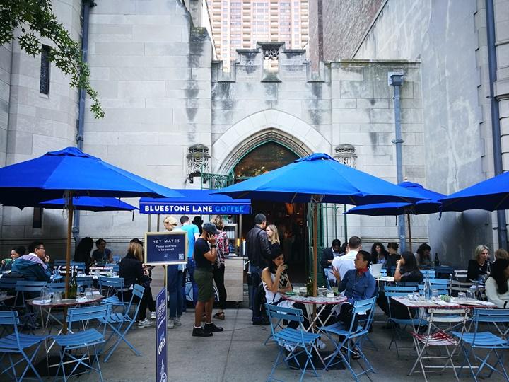 bluestonelane02 New York-紐約好好玩之Bluestone Lane第五大道中央公園景觀的早餐