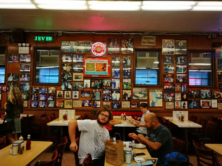 katzs10 New York-果真大蘋果之紐約真好玩 最好吃的燻牛肉三明治Katz's Delicatessen
