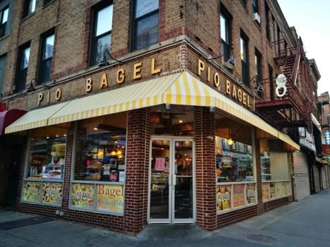 New York-果真大蘋果之紐約真好玩 不能錯過貝果..PIO Bagel真好吃