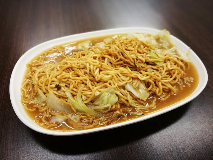 shanyumen2 竹北-台南鱔魚麵 簡單快炒店
