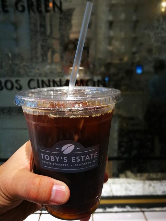 tobyestate7 New York-果真大蘋果之紐約真好玩 Toby Coffee 冰滴好好喝(熨斗大樓旁)