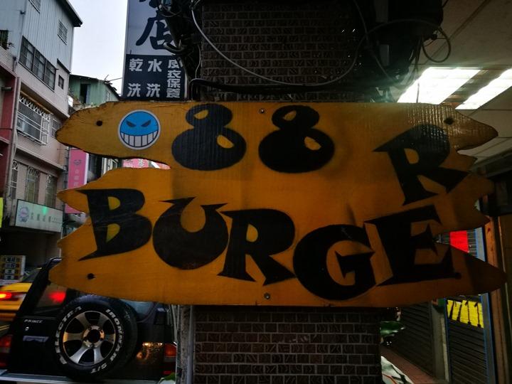 88burger01 中壢-88漢堡 美式大漢堡 名氣很大但不適合內用