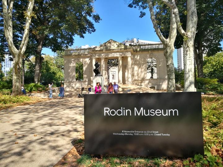 Philly21 Philadelphia-羅丹博物館看雕塑/費城藝術博物館 深植人心的拳王洛基拍攝處