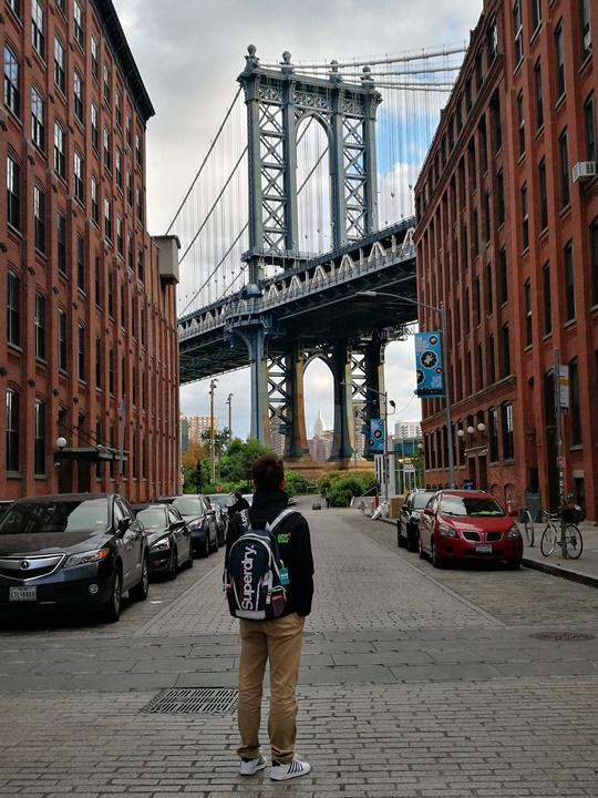 dumboo07 New York-果真大蘋果之紐約真好玩 布魯克林橋下 網紅聖地Dumbo&渡船碼頭賞曼哈頓夜景