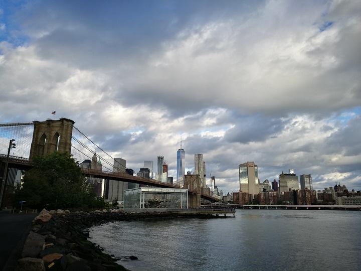dumboo11 New York-果真大蘋果之紐約真好玩 布魯克林橋下 網紅聖地Dumbo&渡船碼頭賞曼哈頓夜景