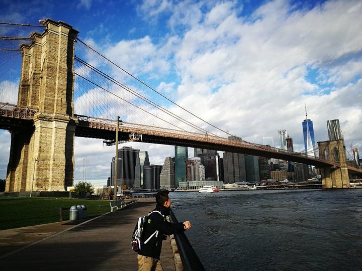 dumboo21 New York-果真大蘋果之紐約真好玩 布魯克林橋下 網紅聖地Dumbo&渡船碼頭賞曼哈頓夜景