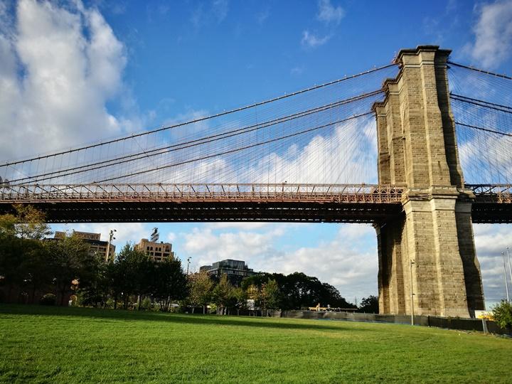 dumboo23 New York-果真大蘋果之紐約真好玩 布魯克林橋下 網紅聖地Dumbo&渡船碼頭賞曼哈頓夜景