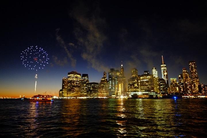 dumboview07 New York-果真大蘋果之紐約真好玩 布魯克林橋下 網紅聖地Dumbo&渡船碼頭賞曼哈頓夜景
