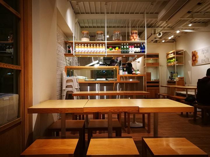 imachi06 竹北-井町 日式風格蔬食料理 暖暖的咖哩鍋燒麵