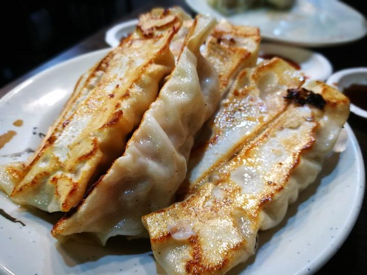 janexiang7 中和-香珍鍋貼水餃 中和交流道旁人氣小店