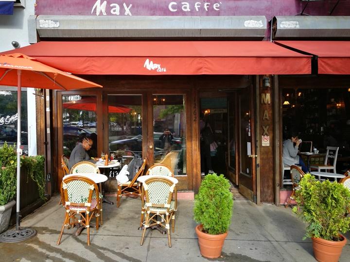 maxcaffe01 New York-果真大蘋果之紐約真好玩 Max Coffee哥大附近西式早餐