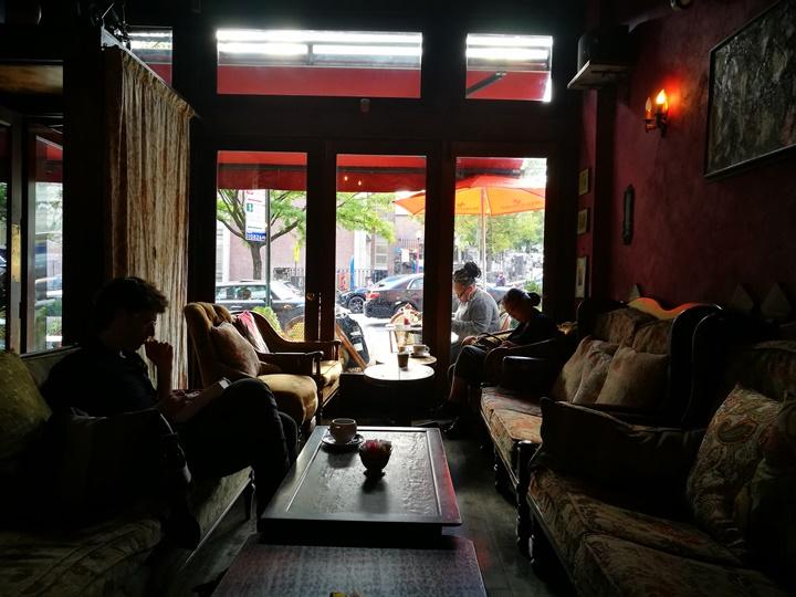 maxcaffe04 New York-果真大蘋果之紐約真好玩 Max Coffee哥大附近西式早餐