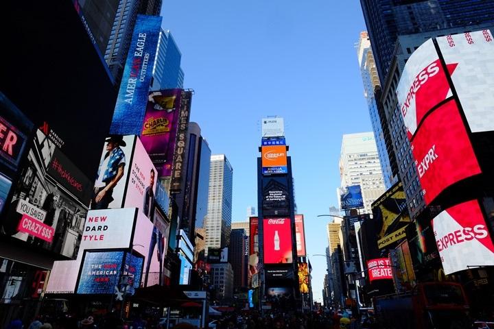 timesquare05 New York-果真大蘋果之紐約真好玩 無敵夯的時代廣場