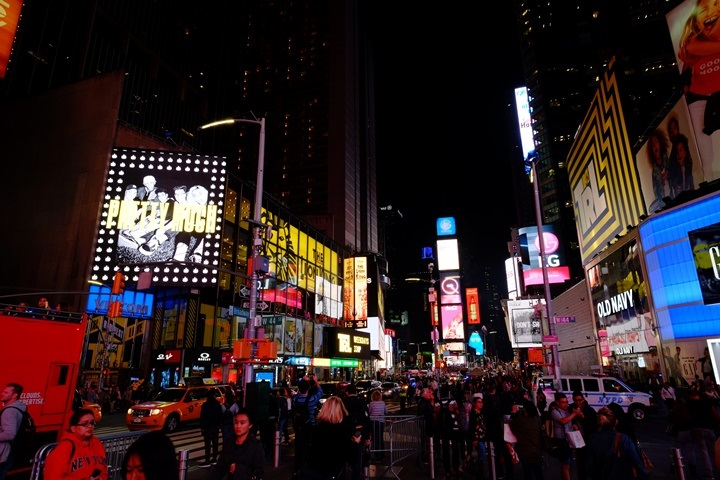 timesquare08 New York-果真大蘋果之紐約真好玩 無敵夯的時代廣場