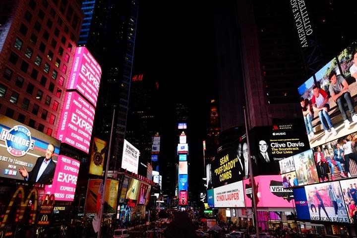 timesquare13 New York-果真大蘋果之紐約真好玩 無敵夯的時代廣場