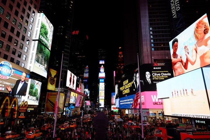 timesquare14 New York-果真大蘋果之紐約真好玩 無敵夯的時代廣場