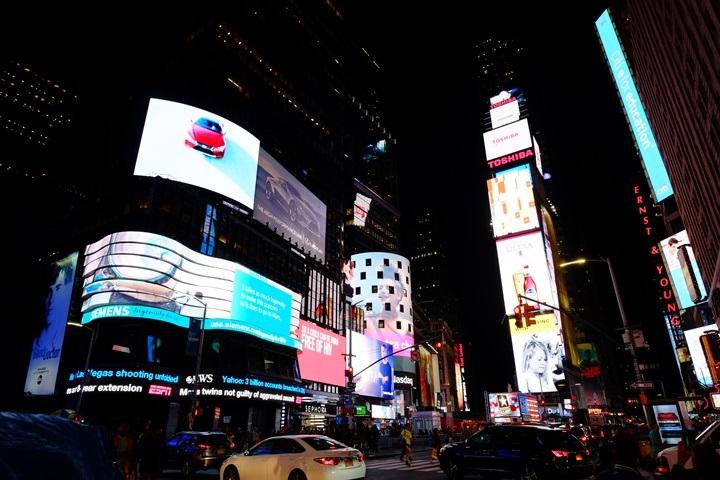 timesquare22 New York-果真大蘋果之紐約真好玩 無敵夯的時代廣場
