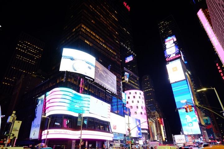 timesquare23 New York-果真大蘋果之紐約真好玩 無敵夯的時代廣場